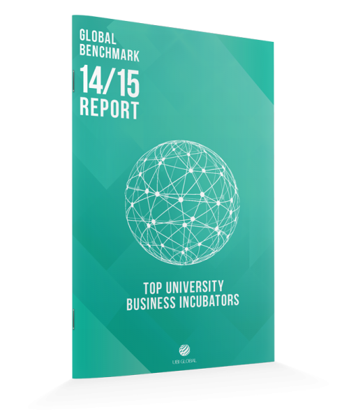 Top University Business Incubators - Global Benchmark 14/15