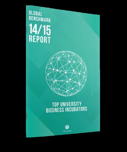 Top University Business Incubators - Global Benchmark 14/15
