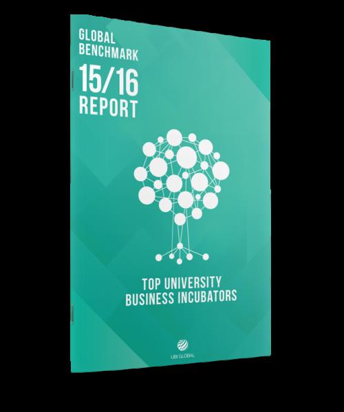 Top University Business Incubators - Global Benchmark 15/16
