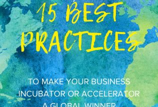 Download: 15 Best Practices for Business Incubators & Accelerators