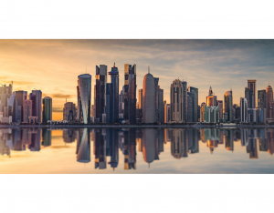 Doha, Qatar is the site of The World Incubation Summit 2019 by UBI Global