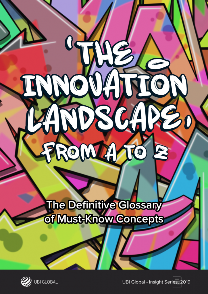 Download: The Innovation Landscape from A to Z – Glossary