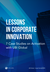 Corporate Case Studies to Activate your Innovation