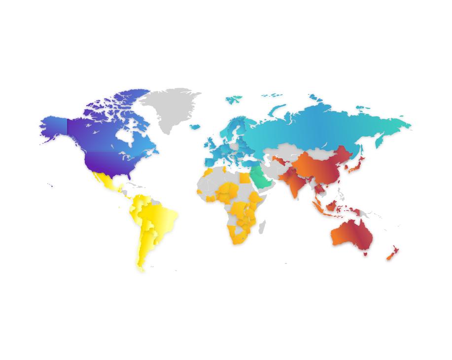 UBI Global Member Map for UBI Connect | UBI Global