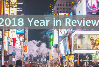 2018 Year in Review: The Global Innovation Landscape – of and by Corporations